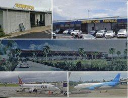 Fiji Airport - Nadi International Airport - Aéroport + New Ternminal Under Construction - Aerodrome