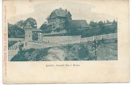 Aywaille - Propriété Marcel Mouton.