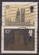 Conférence Des Parlementaies Du Commonwealth - GRANDE BRETAGNE - La Chambre Des Communes - N° 695-696 - 1973 - Usati