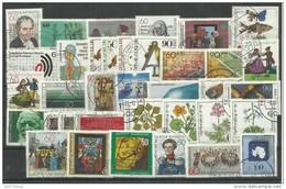 BRD Jahrgang 1981 (1082-1117) Kpl.ausgewählte Qualität, Exquisit Gestempelt Mi.-Preis 21,80 €