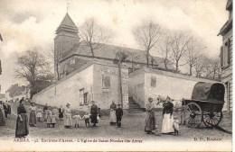 62 Environs D'ARRAS  - L'Eglise De SAINT-NICOLAS-lès-ARRAS - Arras