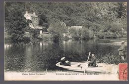 THURY - HARCOURT . La Roche Bimel . - Thury Harcourt