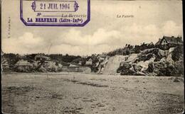 44 - LA BERNERIE-EN-RETZ - Plage - Patorte - Beau Cachet - La Bernerie-en-Retz