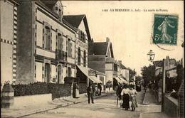 44 - LA BERNERIE-EN-RETZ - Route De Pornic - La Bernerie-en-Retz