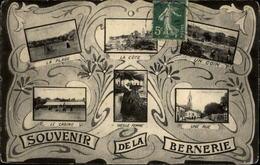 44 - LA BERNERIE-EN-RETZ - Souvenir De - La Bernerie-en-Retz