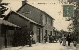 44 - LA BERNERIE-EN-RETZ - Gare - La Bernerie-en-Retz