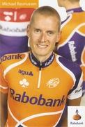 69/FG/17 - SPORT - CICLISMO: Michael Rasmussen - Cyclisme