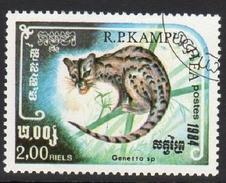 Genet Genetta Used Stamp - Stamps