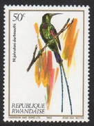 N. Johnstoni Dartmouthi Mounted Mint Stamp - Songbirds & Tree Dwellers