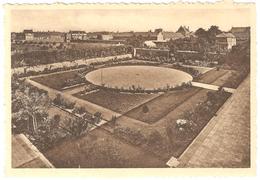 Wervik / Wervicq - Institut Des Soeurs De Charité De Marie - Cours Et Jardin Des élèves - Groot Formaat - Wervik