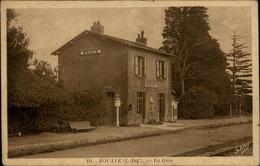 44 - BOUAYE - GARE - Bouaye