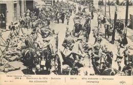 Spa - Guerre 14/18 - Retraite Des Allemands Dans Les Environs De Spa