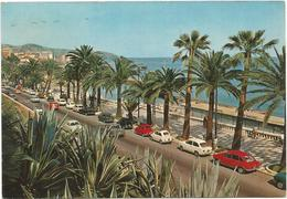 T3148 Sanremo San Remo (Imperia) - Corso Imperatrice - Auto Cars Voitures / Viaggiata 1974