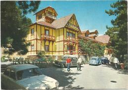T3149 Taverna (Catanzaro) - La Sila - Villaggio Mancuso Grande Albergo Delle Fate - Auto Cars Voitures / Viaggiata 1978