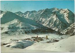 T3150 Sestriere (Torino) - Panorama Visto Dal Fraiteve / Viaggiata 1974