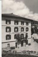 10904) TRENTO COREDO VAL DI NON ALBERGO CENTRALE NON VIAGGIATA 1956 CIRCA RARA
