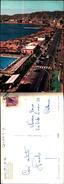 5753a)cartolina-  Crotone Viale Cristofaro Colombo Ed.f.lli Palermo