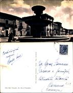 5754a)cartolina-  Siderno Piazza Risorgimento-fontana Ediz-magri Pasquale