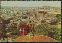 °°° 1150 - CHILE - VISTA PANORAMICA DE SANTIAGO - 1968 °°° - Chile