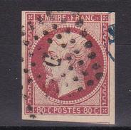FRANCE/NAPOLEON  N° 17  OBLITERE COTE 65 EURO