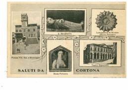 SALUTI DA CORTONA