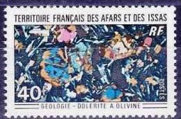 AFARS ET ISSAS Mineraux Yvert  371 MNH, Neuf Sans Charniere - Minéraux