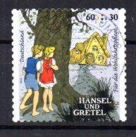 Germany - 2014 - Hänsel & Gretel (Self Adhesive Perfs) - Used - Used Stamps
