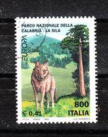 Italia   -   1999. Europa. Lupo Della Sila. Wolf. Timbro Lusso - Cani