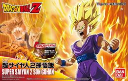 Super Sayan 2 Son Gohan ( Bandai ) - SF & Robots