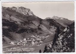 ZÜRS Am Arlberg, Omeshorn U. Mohnenflu,  Foto Risch- Lau, Gemeinde Lech Am Arlberg, Bezirk: BLUDENZ - Zürs