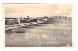 Tunisie. La Goulette. Nouveaux Boulevards De La Plage. Front De Mer - Tunisie