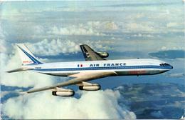 Air France ; Boing 707 Intercontinental. - 1946-....: Ere Moderne