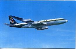 Olympic Airways ; Boing 707-320. - 1946-....: Ere Moderne