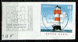 10000 Jahre Kunst Und Kultur Aus Jordanien - Bonn - 9-6-2005 - [7] Repubblica Federale