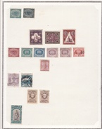 Saint Marin - Collection Vendue Page Par Page - Timbres Neufs * / Oblitérés - B/TB