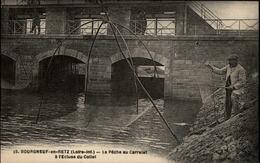 44 - BOURGNEUF-EN-RETZ - Pêche Au Carrelet - Bourgneuf-en-Retz