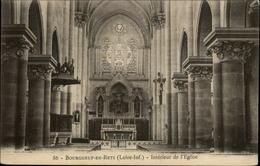 44 - BOURGNEUF-EN-RETZ - Intérieur église - Bourgneuf-en-Retz