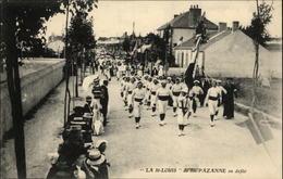 44 - BOURGNEUF-EN-RETZ - Société De Gymnastique De Ste Pazanne - Bourgneuf-en-Retz