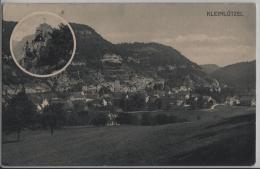 Kleinlützel - Heerespolizei - Photo: A. Meyer - SO Solothurn