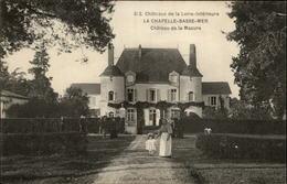 44 - LA CHAPELLE-BASSE-MER - Chateau - La Chapelle Basse-Mer