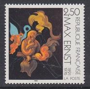 France 1991 Max Ernst 1v ** Mnh (35057A) - Europese Gedachte