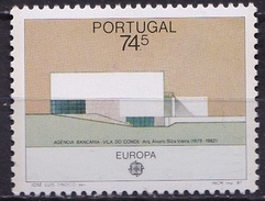 Portugal 1987 Europe CEPT Modern Architecture 74.50 Michel 1722 MNH