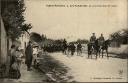 44 - LA CHAPELLE-BASSE-MER - Manoeuvres - Militaria - La Chapelle Basse-Mer