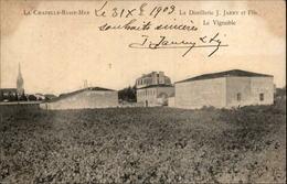 44 - LA CHAPELLE-BASSE-MER - Distillerie JARRY - La Chapelle Basse-Mer
