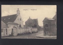 Postkaart Ledeghem Mooseelstraat 1916 - Ledegem