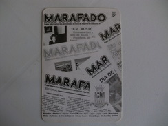 Casa Do Algarve Do Concelho De Almada Portugal Portuguese Pocket Calendar 1990