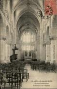 44 - LA CHAPELLE-BASSE-MER - Intérieur église - La Chapelle Basse-Mer