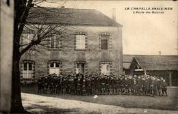 44 - LA CHAPELLE-BASSE-MER - école Des Garçons - La Chapelle Basse-Mer