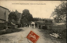 44 - LA CHAPELLE-BASSE-MER - St Simon - Zeitungen