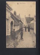 Postkaart Oud Pitthem 1918 - Pittem